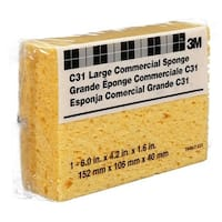 Scotch-Brite Industrial Commercial Cellulose Sponge/ Yellow/ 4.25 x 6