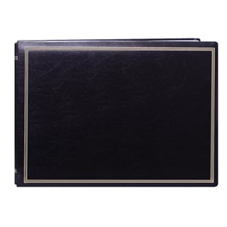 Pioneer Leatherette X-Pando Magnetic Album with 2 bonus refill packs