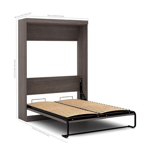 Pur by Bestar Full Wall Bed