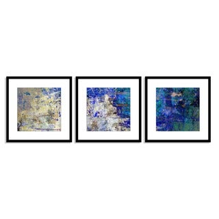 Gallery Direct Bittedankeschon Rhythm Triptych Art