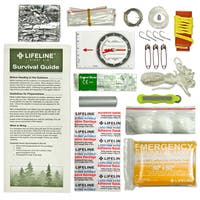 Lifeline Essential 29-piece Ultralight Survival Kit