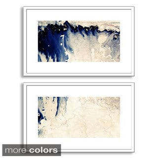Gallery Direct Donatas's 'Emergence' Diptych Art