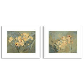 Gallery Direct Karen Wilkerson's 'Embrace I' and 'II' Art Two Piece Set