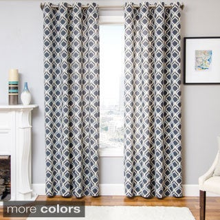 Ikat Curtains Navy And White - Best Curtains 2017