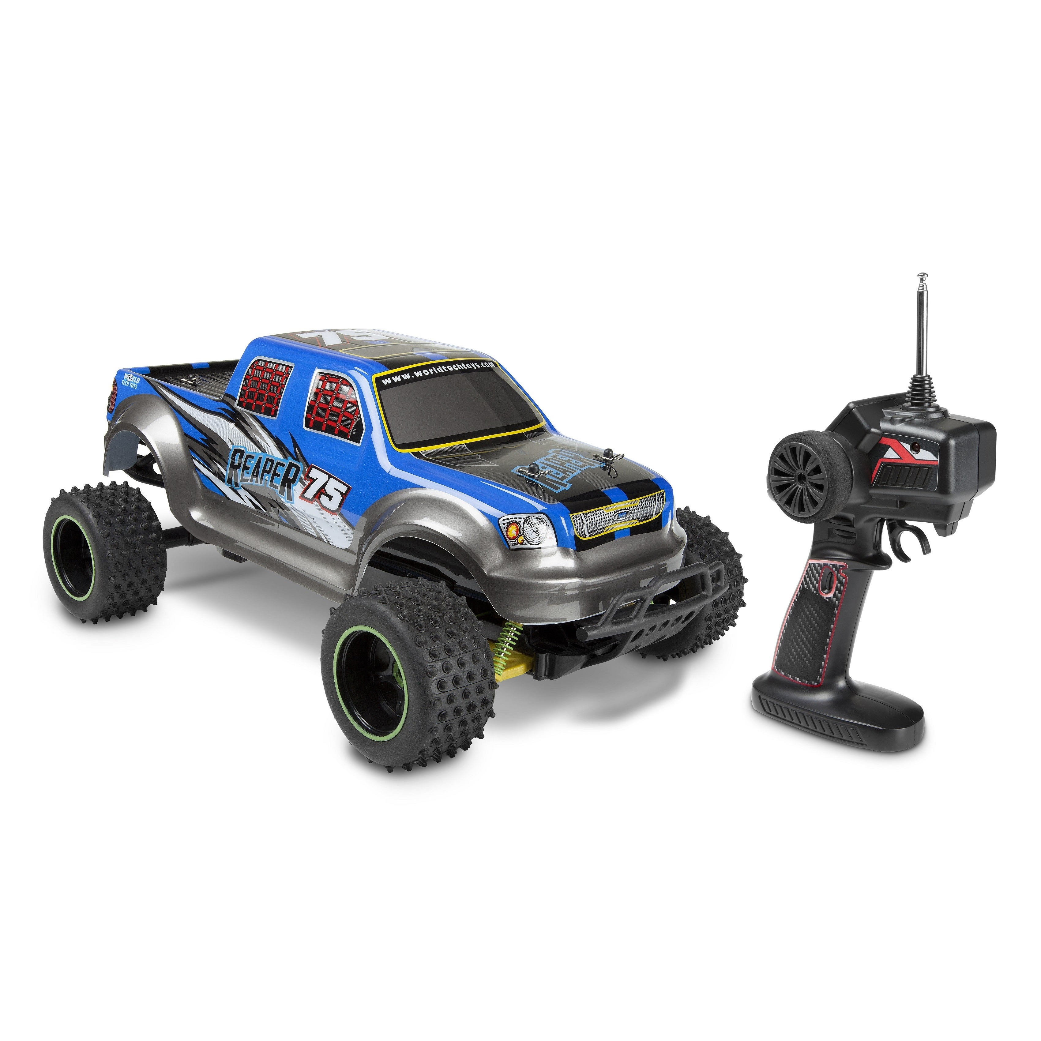 World Tech Toys Reaper 2WD 1:12 Electric RC Truck (Reaper...