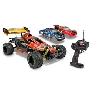 Triple Threat 3-in-1 Hobby 1:12 RTR Electric RC Truck