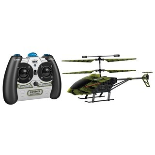 Camo Nano Hercules Unbreakable IR RC Helicopter
