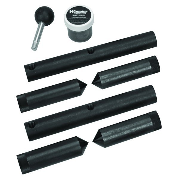 Wheeler 1-inch 30mm Combo Scope Kit