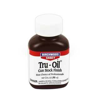 Birchwood Casey 3-ounce Tru Oil Stock Finish