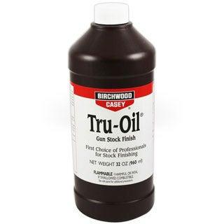 Birchwood Casey 32-ounce Liquid Tru-Oil Stock Finish