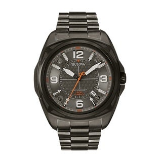 Bulova Men's 98B225 Stainless Steel Precisionist Watch