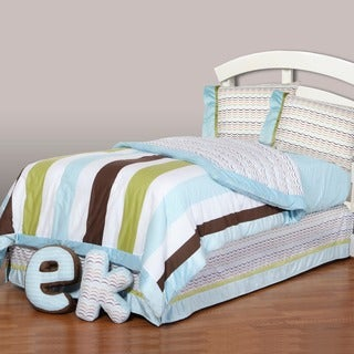 One Grace Place Puppy Pal 4-Piece Comforter Set