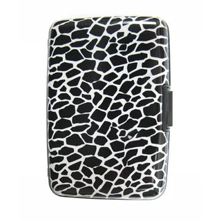 As Seen on TV Giraffe Design Aluminum Wallet
