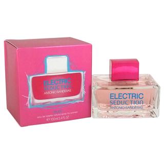 Antonio Banderas Electric Seduction Blue Women's 3.4-ounce Eau de Toilette Spray