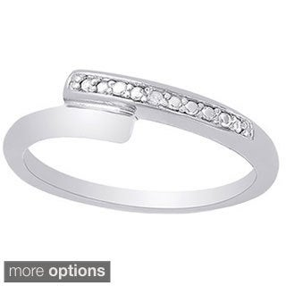 Finesque Gold Over Sterling Silver Diamond Accent Crossover Ring|https://ak1.ostkcdn.com/images/products/9610417/P16796007.jpg?_ostk_perf_=percv&impolicy=medium