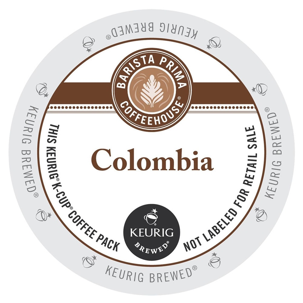 New Brand Barista Prima Coffee (Brown)house Colombia Coff...