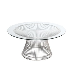 Wire Side Coffee Table