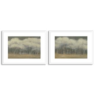 Gallery Direct Kim Coulter's 'Quiet Moment I' and 'II' Art Two Piece Set