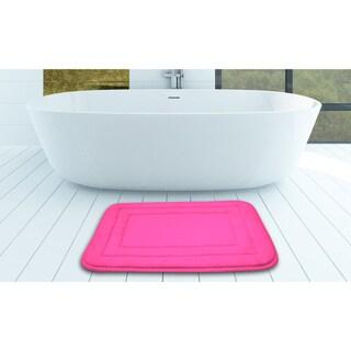 Indulgence Memory Foam Bath Mat (Set of 2)