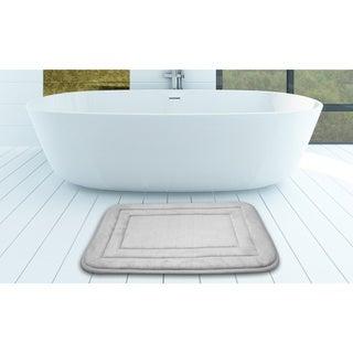 Indulgence Memory Foam Bath Mat Set Of 2