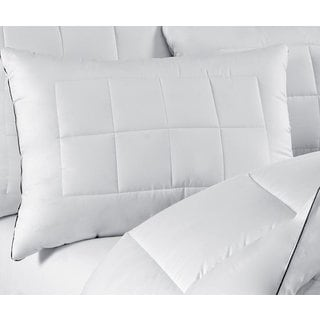 Maison Luxe Ultimate Comfort & Support Luxury Stomach/Back Sleeper Pillows (Set of 2)
