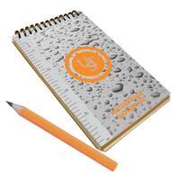 Ultimate Survival Technologies Waterproof Notebook
