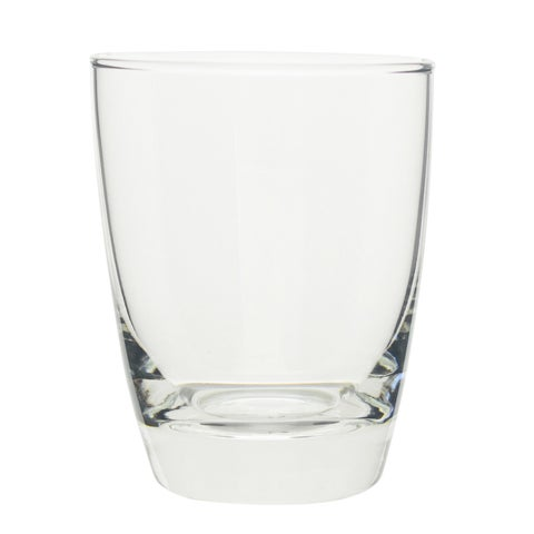 10 Strawberry Street Seoul Clear Whiskey Glass (Set of 6)