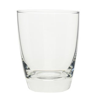 Seoul Clear Whiskey Glass (Set of 6)