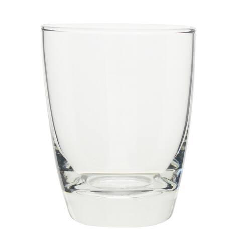 10 Strawberry Street Seoul Clear Whiskey Glass (Set of 6)