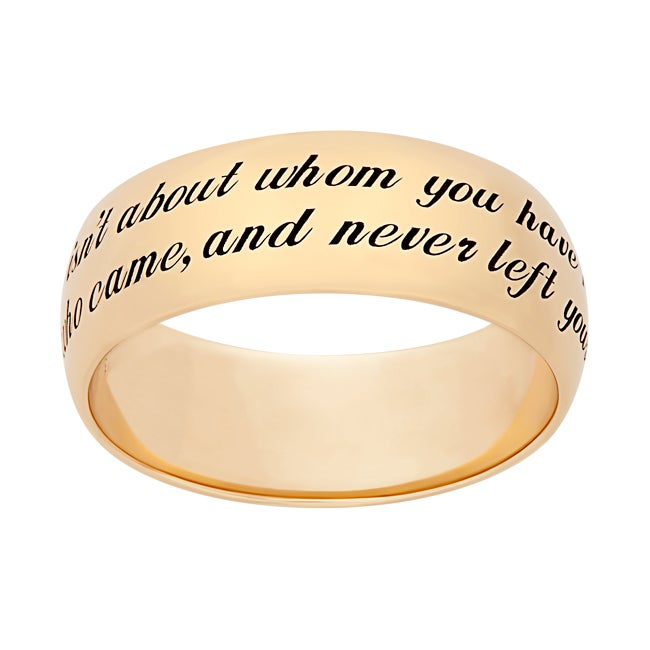 Sweet Sentiments Sterling Silver or Gold Over Sterling Si...