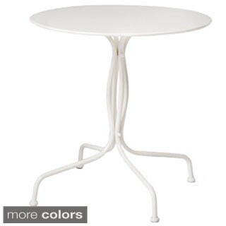 Martini 27-inch Round Bistro Table (3 options available)
