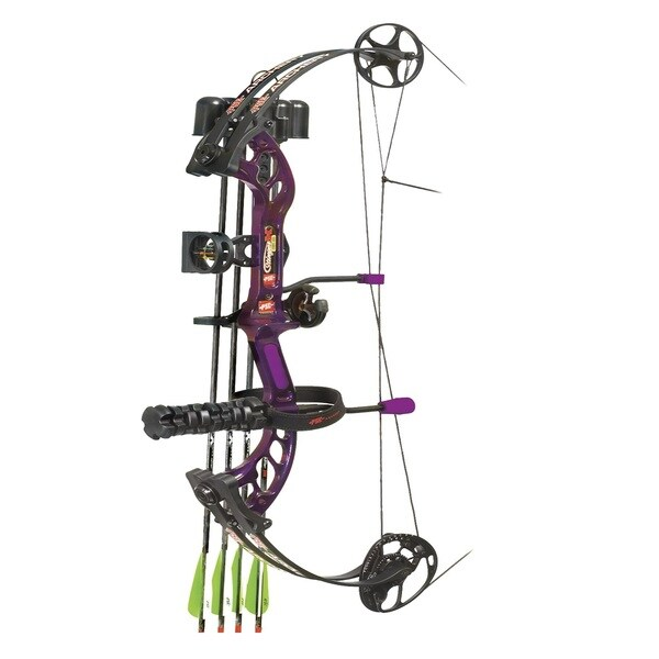 PSE Ready To Shoot Stinger X Stiletto Bow