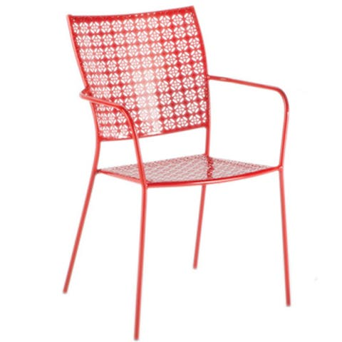 Martini Stackable Bistro Chair (Set of 2)