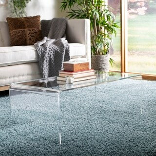 Safavieh Atka Clear Acrylic Coffee Table