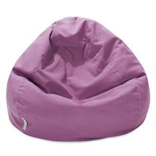 Majestic Home Goods Lilac Small Classic Bean Bag