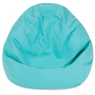 Majestic Home Goods Teal Small Classic Bean Bag