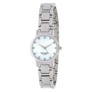 Kate Spade New York Women's 1YRU0146 'Gramercy Mini' Stainless Steel Watch