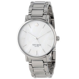 Kate Spade New York Women's 1YRU0001 'Gramercy' Stainless Steel Watch