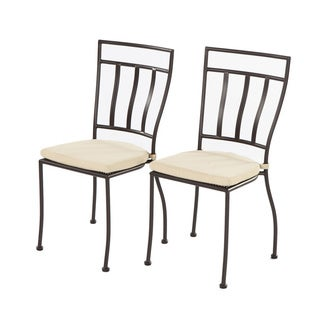Semplice Bistro Chair with Cushion