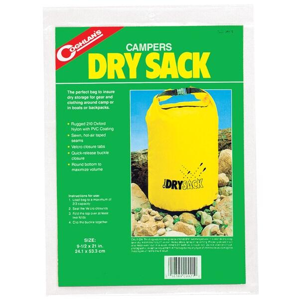 Coghlan's 9.5-inch x 21-inch PVC Dry Sack