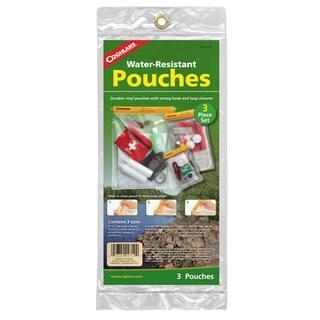 Coghlan's Waterproof Pouch 3-piece Set