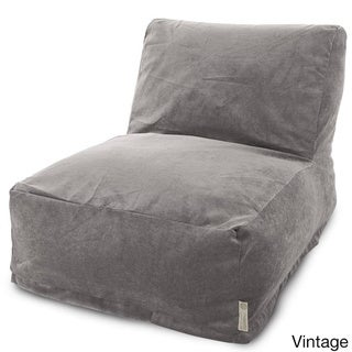 Majestic Home Goods Villa Collection Bean Bag Lounger Chair