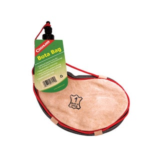 Coghlan's .26-gallon Leather Bota Bag