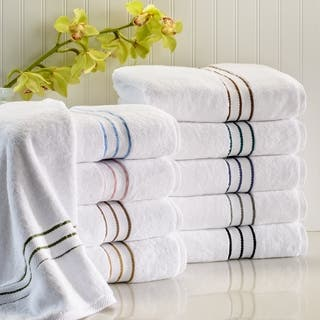 Superior Hotel Collection Luxurious 900 GSM Combed Cotton Bath Towel (Set of 2)|https://ak1.ostkcdn.com/images/products/9611429/P16797021.jpg?impolicy=medium