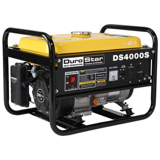 DuroStar 4000-watt 7-horsepower Air Cooled OHV Gas Engine Portable RV Generator