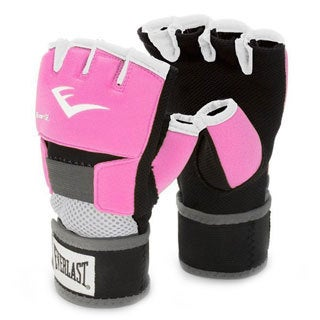 Everlast Pink Evergel Medium Hand Wraps