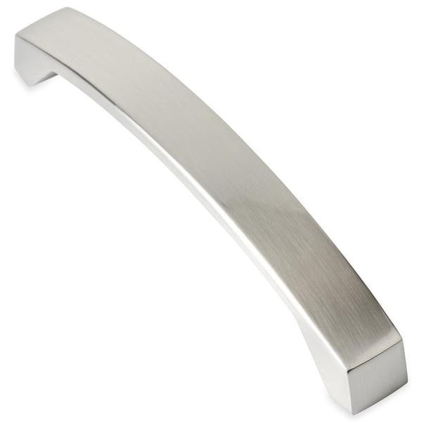 Southern Hills Brushed Nickel 6 8 Inch Cabinet Pulls Pack