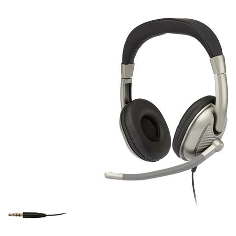 Cyber Acoustics Stereo Headset For K8 - 12