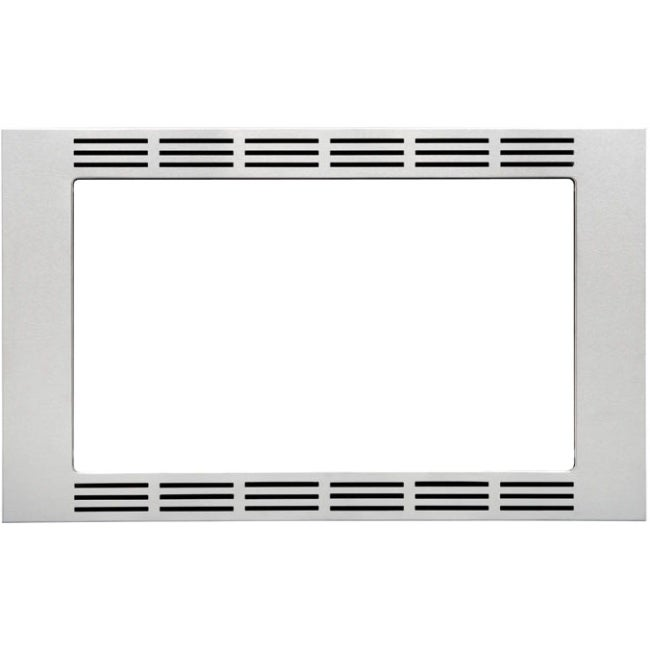 Panasonic 27-inch Trim Kit for Panasonic Microwaves, Silv...