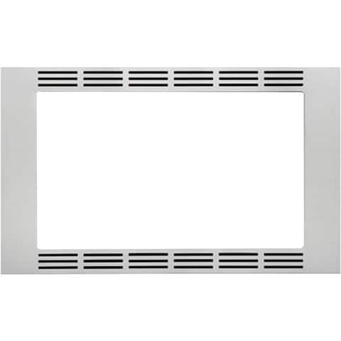 Panasonic 27-inch Stainless Steel Trim Kit for 2.2 cubic foot Microwaves